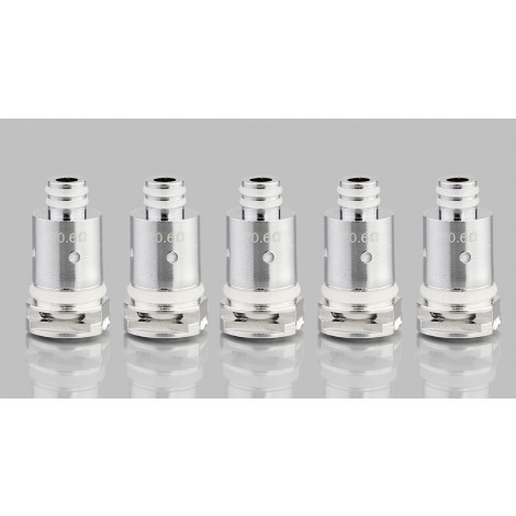Replacement Coil Head for Smoktech SMOK Nord (5-Pack) 0.6ohm