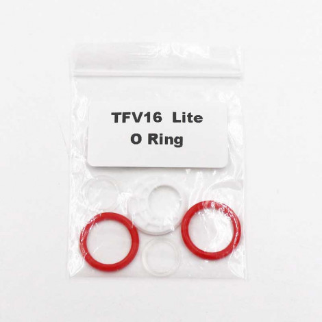 5Pack Replacement 5pcs Oring / Pack O-Ring o ring for Smok TFV16 Lite Vape Tank