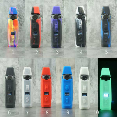 Protective Silicone Case Skin Cover Sleeve Wrap Shield for Geekvape Aegis Boost Kit