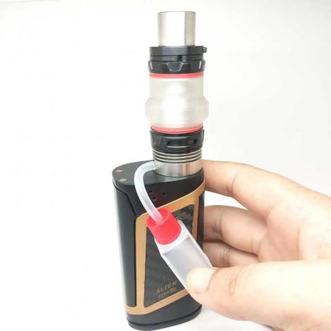 10ml bottle feeding adapter BF Vape tool for 24mm RTA