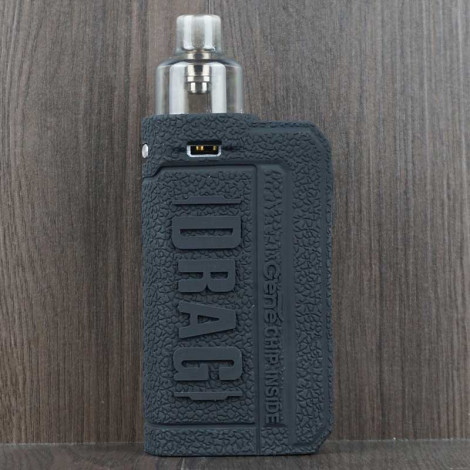 Voopoo Drag Max Vape Protective Silicone Skin Sleeve Cover ModShield Wrap gel