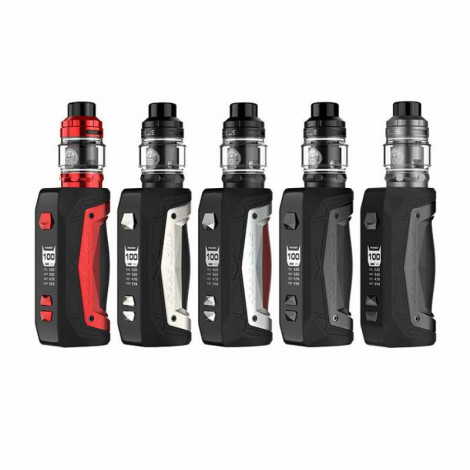 Authentic GeekVape Aegis Max 100W TC VW Mod Vape Starter Kit