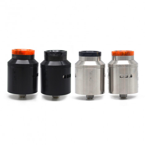Kali M Style 25mm RDA PEI/PMMA/METAL Cap Multi coil configuration vs kali V2 RDA atomizer for vape mods/mech mod