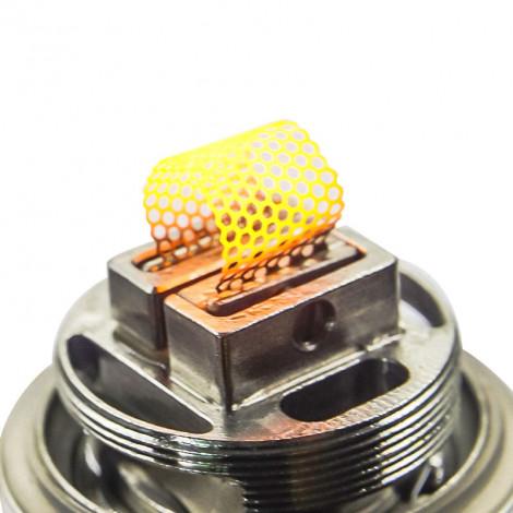 10PCS/pack 0.18ohm triple density grid mesh A1 Mesh Pre Built RDA Coil for Wotofo Profile RDA & Profile Unity RTA