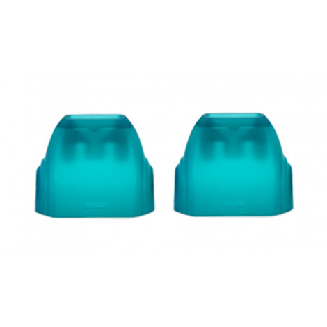 16.9mm Replacement Acrylic Drip Tip for Uwell Caliburn Pod System (2-Pack)