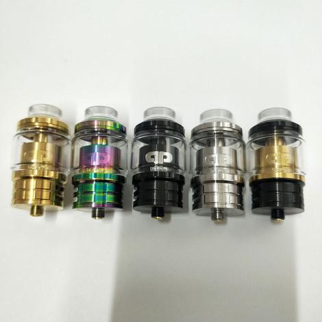 qp fatality m25 style rta 4ml /5.5ml Glass tank 25mm Diameter Top airflow Adjustment Atomizers