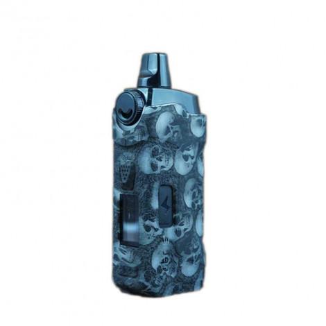 Protective Silicone case cover shield wrap Skin Skull Head For Aegis Boost Plus 40W Kit