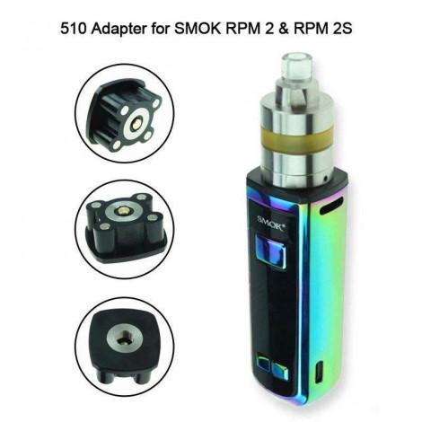 Smok rpm2 rpm 2s 510 Adapter for vape rda rta rdta
