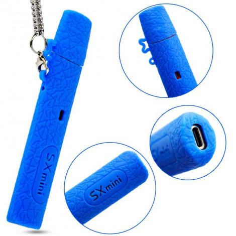 SX Mini Pod mod Kit Vape Protective Silicone Skin Sleeve Cover ModShield Wrap gel