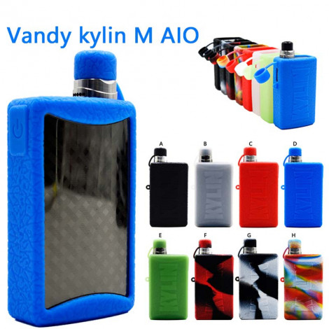 Protective Silicone case Skin for Kylin M Aio Pod Kit