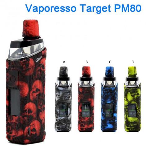 Protective Skull Head Silicone case for Vaporesso Target PM80 Vape pod Kit