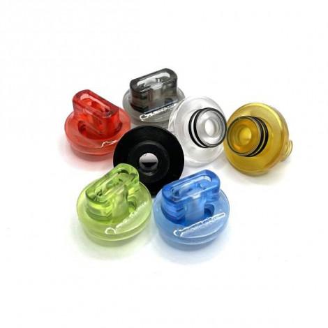 Whistle drip tip 510 Drip Tip for Billet BB Box Mod Kit DotMod DotAIO Pod System