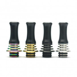 510 stainless steel Long Drip Tip