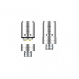 Authentic IJOY Jupiter Pod Replacement Mesh-RBA-J3 Coil Head w/ 510 Adapter (0.1-0.15ohm)