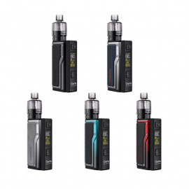 Authentic VOOPOO Argus GT Dual 18650 160W TC VW Variable Wattage Box Mod with PnP Pod Tank Vape Kit