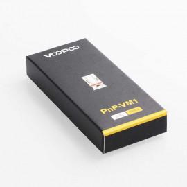 Authentic Voopoo PnP-VM1 DL Single Mesh Coil Head for Voopoo VINCI / VINCI R / VINCI X Pod Kit 0.3ohm