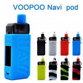 Protective Silicone case cover Skin decal wrap For VOOPOO NAVI Pod Kit