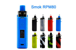 Protective Silicone case for Smok Rpm80 Vape pod Kit