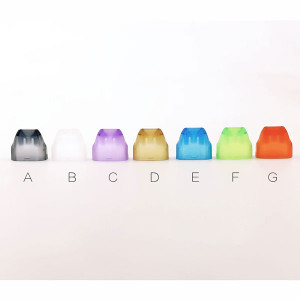 Colorful Cover Drip Tip For Uwell Caliburn Pod Kit