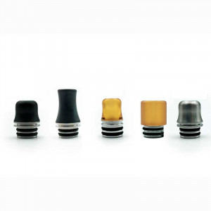 510 Stainless steel MTL Replacement Drip Tip for RTA RBA RDTA
