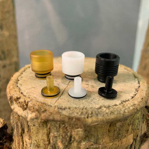 510 MTL drip tip condensation collector Anti-oil extension adapter