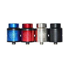 Momovaping 528 LOST ART Goon V1.5 RDA Style 24mm stainless steel Vape RDA