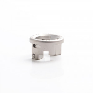 Armor Engine Style RDA Replacement Airflow Inserts - SS Satin, 1.2 x 1.2mm 1.8 x 2.2mm and Default