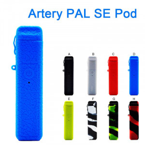 Protective Silicone case For Artery PAL SE Pod Kit cover Skin decal wrap