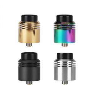 Authentic Asmodus x Thesis Barrage RDA 24mm W/ BF Rebuildable Dripping Atomizer
