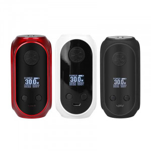 Authentic Asmodus Tribeaut 80W TC 18650 VW Variable Wattage Box Mod