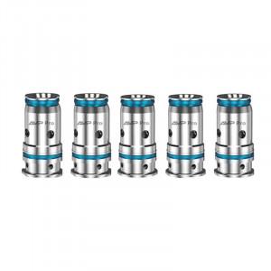 Authentic Aspire AVP Pro Pod Vape Kit / Cartridge Replacement Mesh Coil Head 0.65ohm (5 PCS)