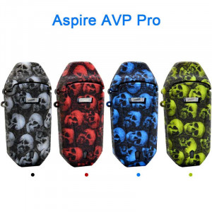 Protective Skull Head Silicone case for Aspire Avp Pro Vape Pod Kit