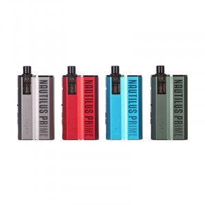 Authentic Aspire Nautilus Prime Pod 2000mAh 60W Variable Wattage Pod System Vape Kit