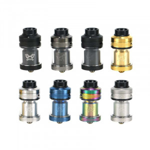 Authentic Hellvape Dead Rabbit V2 RTA Rebuildable Tank Vape Atomizer