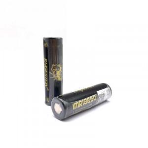 2PCS/Box Authentic Engeston IMR 18650 3.7V 3200mAh 60A Rechargeable Li-ion Battery