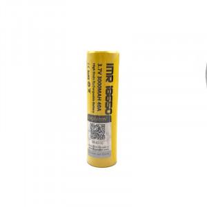 2PCS/Box Authentic Engeston IMR 18650 3.7V 3000mAh 40A Rechargeable Li-ion Battery 2pcs