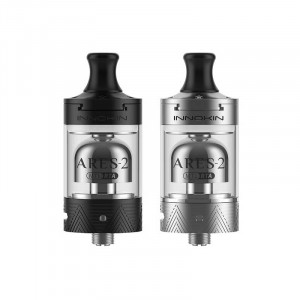 Authentic Innokin Ares 2 D24 24mm MTL RTA 4ml