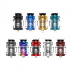 Authentic GeekVape Zeus X Mesh RTA Rebuildable Tank Vape Atomizer 25mm Mesh RTA