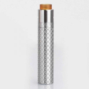 Authentic Steel Vape Sebone Hybrid Mechanical Mod + RDA Vape Kit 18650 24mm Diameter Vape kit