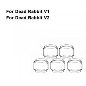 Replacement Glass Tube Tank For Dead rabbit / Dead rabbit V2 Tank RTA