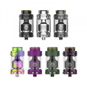 Authentic Dovpo Blotto RTA Rebuildable Tank 26mm Diameter Atomizer 2ml / 6ml