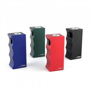 Authentic Dovpo X Signature Tips X Mike Vapes Clutch 21700 / 18650 Mech Mechanical Vape Box Mod