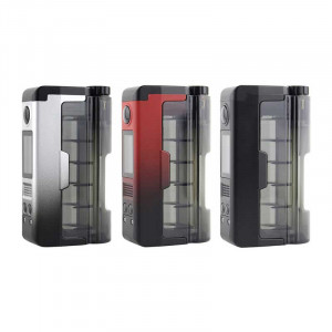 Authentic DOVPO Topside Lite 90W 18650/20700/21700 TC VW APV Squonk Box Mod