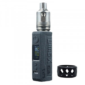 VOOPOO Drag X Plus Protective Silicone Skin Sleeve Cover ModShield Wrap gel With TPP Tank Ring