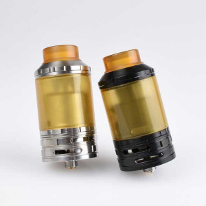 1:1 Fatality Style 316SS 28mm RTA Rebuildble Tank Atomizer