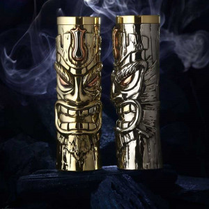 Furious Chief Mech mod 16850 25mm Mechanical mod