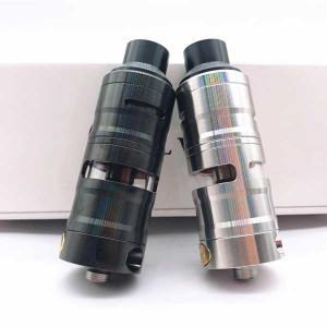 Momovaping Gevolution V2 RDTA Atomizer Electronic Cigarette 316SS Material 23mm Mechanical Rebuildable Tank for Vape Mod Vapor