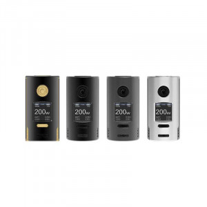 Authentic Kriemhild 200W VW Box Mod 18650/20700/21700