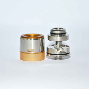 1:1 Le Turbo vaponaute rda 316 stainless steel SS 22mm RDTA