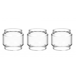 Iwodevape Replacement Glass Tank for Wismec GNOME King (3-Pack)